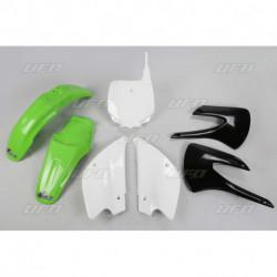 KIT PLASTIQUES UFO RESTYLE KX 85 01/12