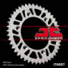 Couronne JT SPROCKETS 52 dents alu ultra-light anti-boue pas 520 type 897