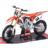 MAQUETTE MOTO CROSS HONDA CRF 450 HRC RACING TEAM KEN ROCZEN 94 REPLICA 1/12° NEWRAY