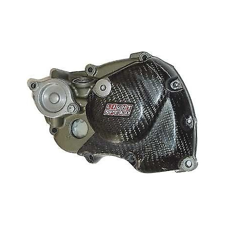 PROTECTION DE CARTER D'ALLUMAGE EN CARBONE LIGHTSPEED HONDA 250-CRF 2010-17