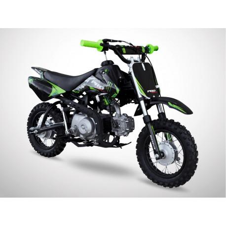 Moto enfant PROBIKE 88 - Vert ou Rouge - 2019