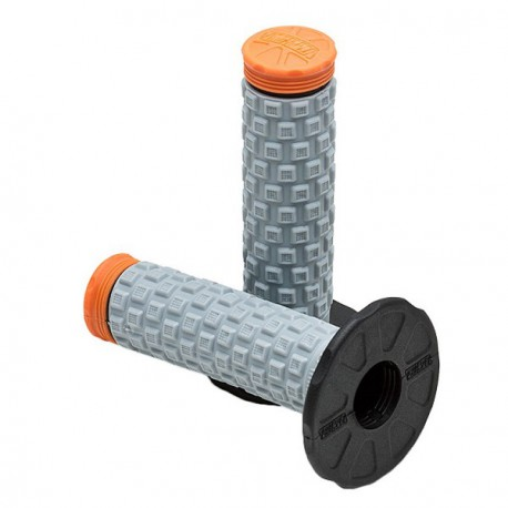POIGNEES PROTAPER MX PILLOW NOIR GRIS ORANGE