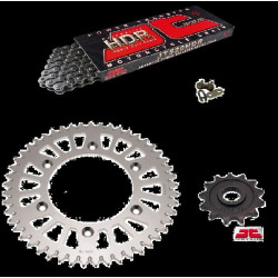 KIT CHAINE JT X1R A JOINT TORIQUE X-RING HONDA CRF 450X 05/15