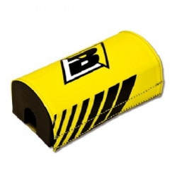 MOUSSE DE GUIDON CROSS BLACKBIRD RACING JAUNE
