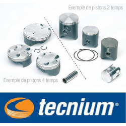 KIT PISTON COMPLET TECNIUM YZ 125 1983