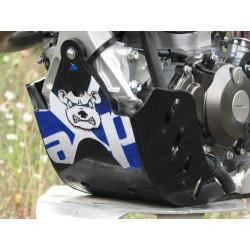 SABOT GP PROTECTION MOTEUR AXP YZF 250 2014 NOIR/ROUGE